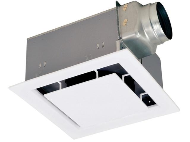 三菱 換気扇【VD-23ZX12-X】ダクト用換気扇 天井埋込形 スリットインテリアタイプ 低騒音形(旧品番 VD-23ZX10-X)