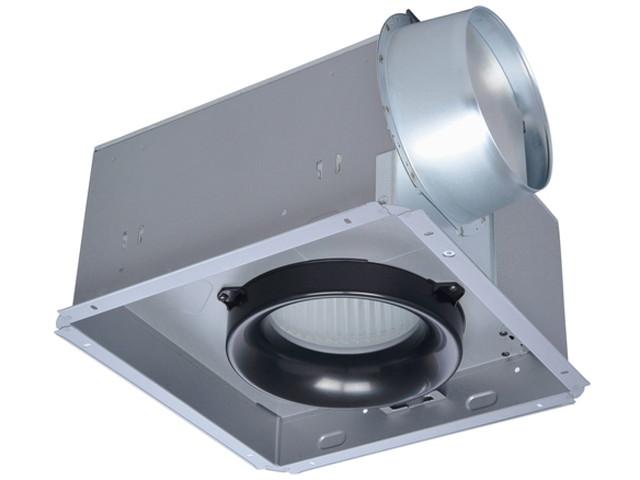 三菱 換気扇【VD-25ZX12-IN】ダクト用換気扇 天井埋込形 グリル別売タイプ 低騒音形(旧品番 VD-25ZX10-IN)
