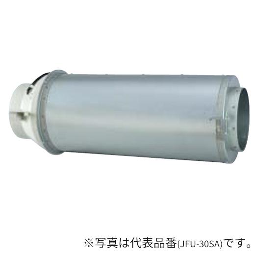 ###三菱 換気扇【JFU-120SA】空調用送風機 斜流ダクトファン 消音形 単相100V