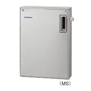 ###コロナ 石油給湯器【UIB-SA381(MS)】水道直圧式 SAシリーズ 給湯専用 屋外設置型 前面排気 シンプルリモコン付属 (旧品番 UIB-SA38MX(MS))