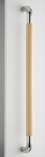 ####u.神栄ホームクリエイト【SHB201-C-600】ドアハンドル Smooth Handle スムースハンドル スムース クリアー