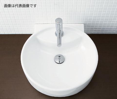 ☆☆YL A543SYD ご注文で当日配送 安値 CV INAX LIXIL サティス洗面器 YL-A543SYD C Pトラップ 壁排水 エコハンドル 床給水 V シングルレバー混合水栓 ベッセル式