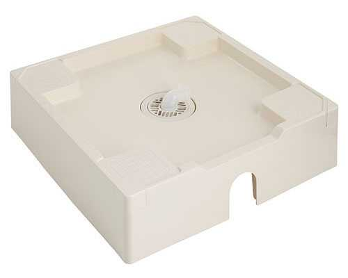 カクダイ【426-423】洗濯機用防水パン(床上配管型)