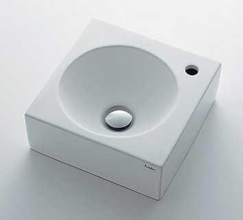 『カード対応OK!』カクダイ【493-087】壁掛手洗器