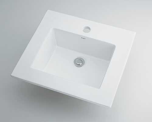 カクダイ【493-093】角型洗面器