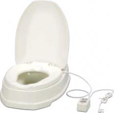 ###アロン化成 安寿【871-028】腰掛便座 簡易設置型洋式トイレ サニタリエースOD 両用式 暖房便座 補高#8