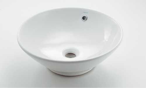 カクダイ【#CL-WB1504】丸型洗面器