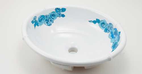 カクダイ【#LY-493209-B】丸型洗面器, 平鹿郡:c53a226f --- data.gd.no