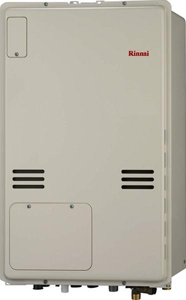 リンナイ ガス給湯暖房用熱源機【RUFH-A1610SAB】オート PS扉内後方排気 16号 1温度