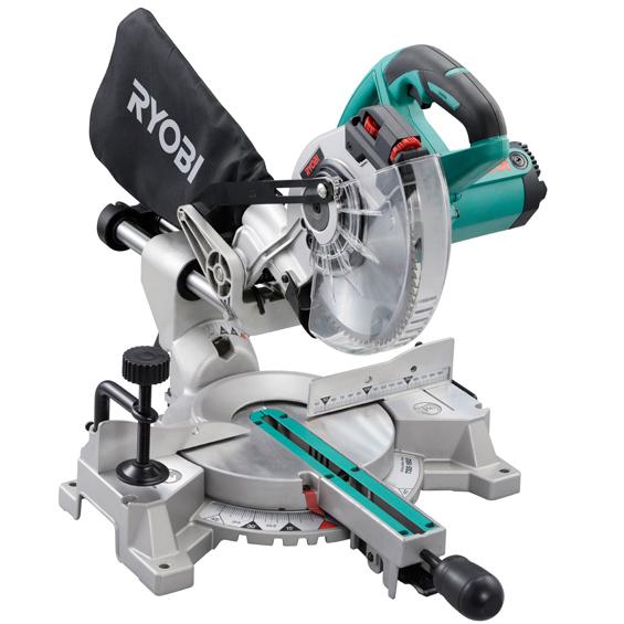 リョービ/RYOBI【TSS-192】(618900A) 卓上スライド丸ノコ ノコ刃外径190mm