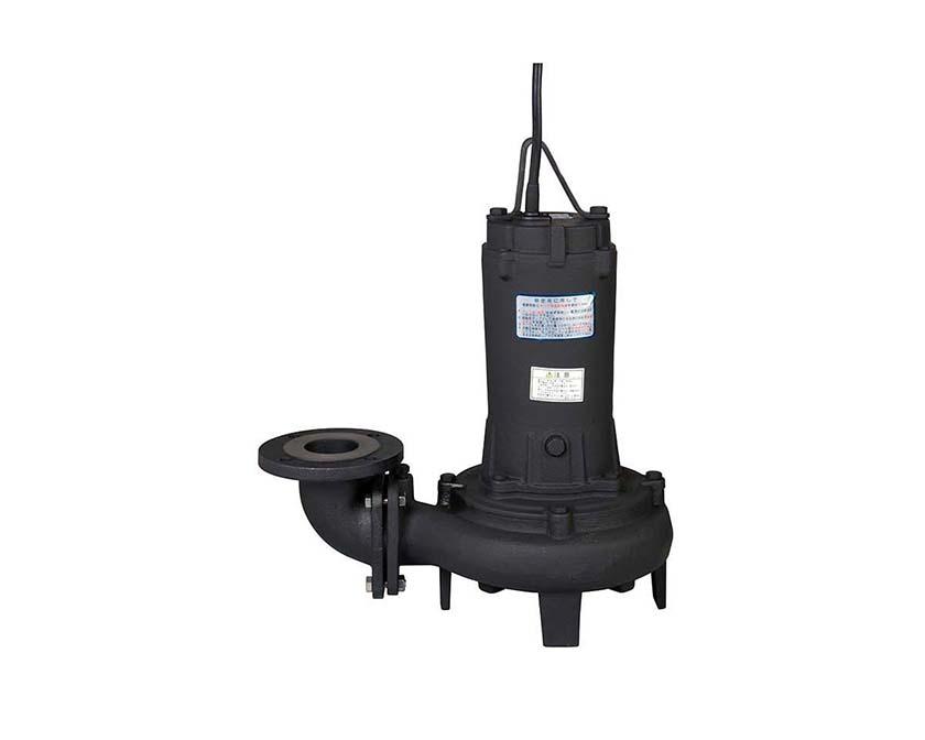 エバラ/荏原【80DL52.2】50Hz DL型 汚水・汚物用水中ポンプ 三相200V