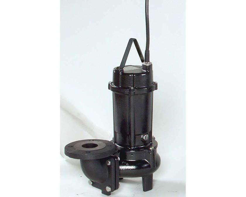 エバラ/荏原【65DV2H51.5】50Hz DV2H型 汚物用ボルテックス水中ポンプ 三相200V