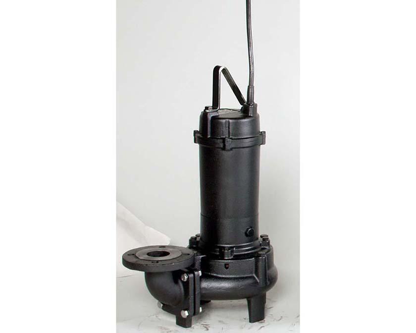 エバラ/荏原【100DV53.7A】50Hz DV型 汚物用ボルテックス水中ポンプ 三相200V