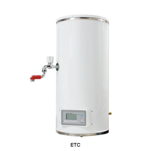 ####イトミック【ETC60BJS115B0】小型電気温水器 貯湯式 貯湯量60L 単相100V1.5kW (旧品番 ETC60BJS115A0) 受注生産