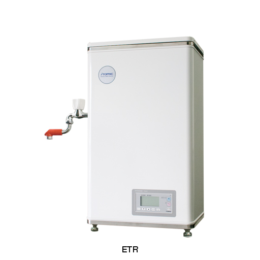###イトミック【ETR12BJ□207C0】小型電気温水器 貯湯式 貯湯量12L 単相200V0.75kW (旧品番 ETR12BJ□207B0) 受注生産