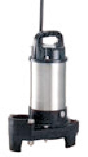 テラル 排水水中ポンプ【50PL-6.75】60Hz PL(非自動式) 三相200V 汚水用 樹脂製 PL型
