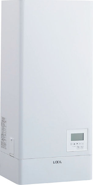 INAX/LIXIL 電気温水器 ゆプラス【EHPN-KWB20ECV1】本体のみ 飲料・洗い物用 壁掛 スーパー節電タイプ 20L 単相200V