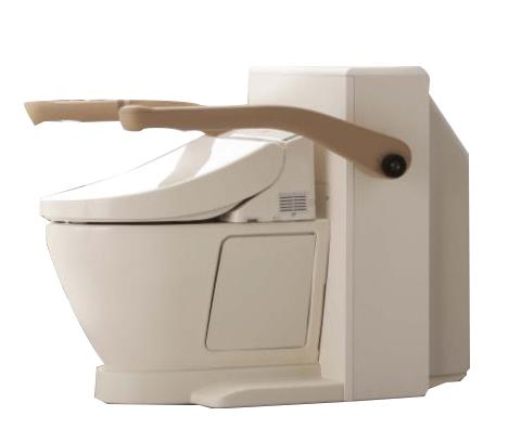 ###TOTO トイレ【EWRS320R】ベッドサイド水洗トイレ ウォシュレット 戸建住宅・高齢者施設(居室)向け (旧品番 EWRS310R)