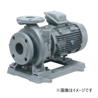 川本 小型うず巻ポンプ 2極 60Hz【GEJ406CE3.7】三相200V 3.7kW GE-C形
