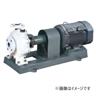 川本 うず巻ポンプ 4極 60Hz【GEN806M4ME5.5】ナイロンコーティング品 三相200V 5.5kW GEN-4M形