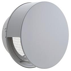 ユニックス 換気口【BSW300SC3M】丸型フラットカバー付 3メッシュ (大口径)