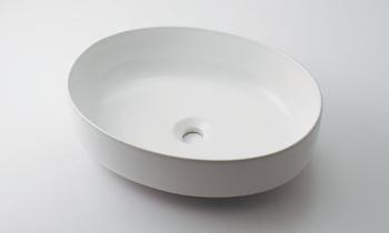 カクダイ【#CL-8747AC】丸型洗面器