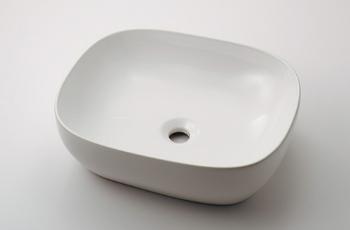 カクダイ【#CL-8749AC】丸型洗面器