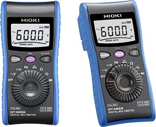 Я日置電機【DT4222】デジタルマルチメータ