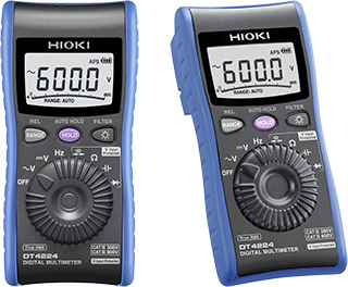 Я日置電機【DT4224】デジタルマルチメータ