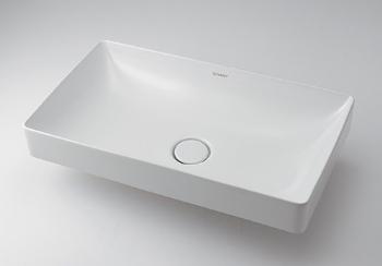 カクダイ【#DU-2355600000】角型洗面器