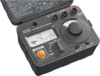 Я日置電機【FT3151】アナログ接地抵抗計
