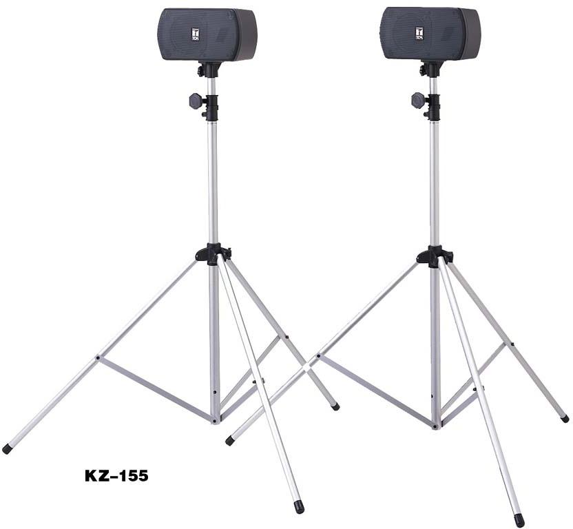 Яティーオーエー/TOA 音響機器【KZ-155】移動用PAスピーカー&スタンドセット