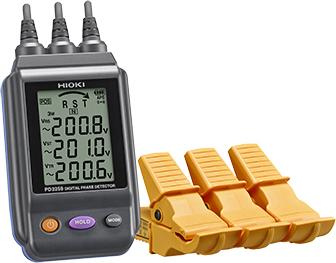 ■W.日置電機【PD3259】検相器(金属非接触方式)