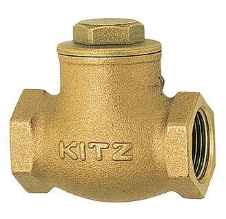 キッツ/KITZ【R50A】青銅製 スイングチャッキバルブ 125型 2