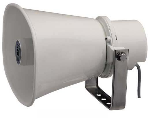 Яティーオーエー/TOA 音響機器車載用ホーンスピーカー 5W