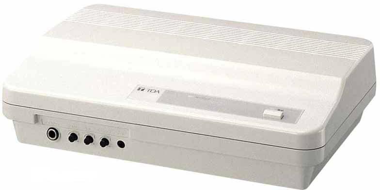 Яティーオーエー/TOA 音響機器【TA-115】簡易型アンプ 15W