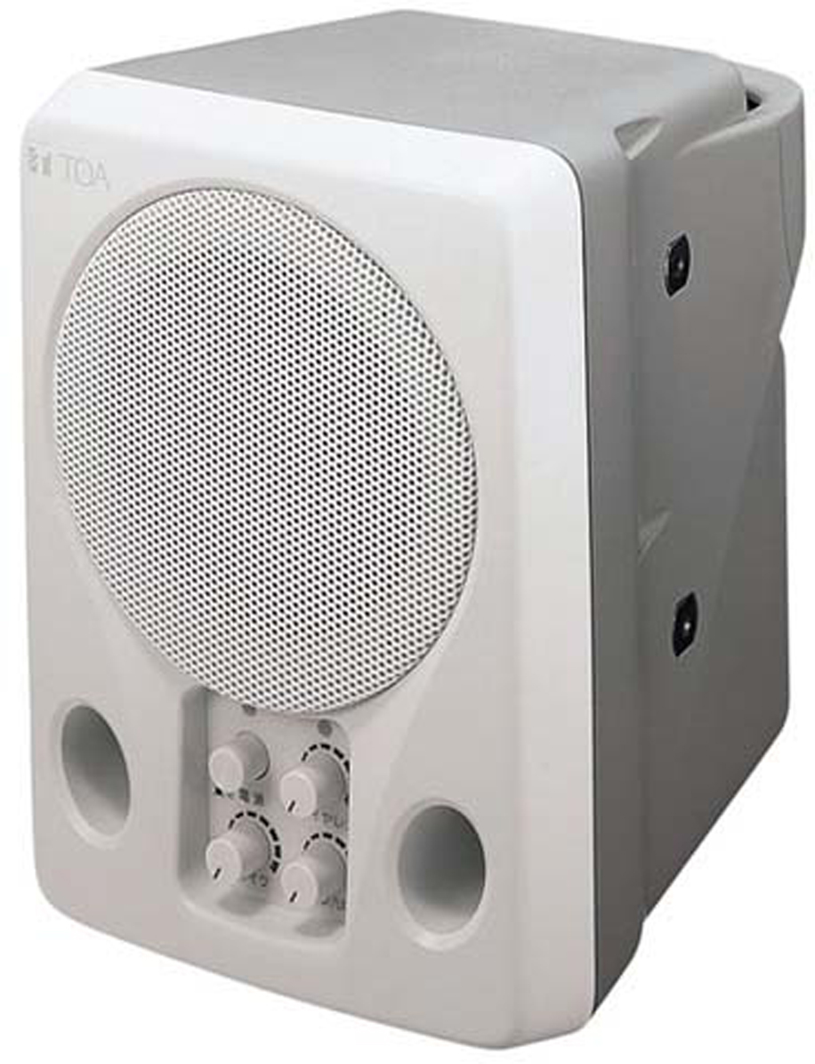 Яティーオーエー/TOA 音響機器【WA-1801】ワイヤレススピーカー 800MHz帯ワイヤレスシステム