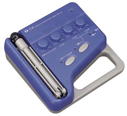 Яティーオーエー/TOA 音響機器【WM-1510】ワイヤレスマイクミキサー  PLLシンセサイザー方式