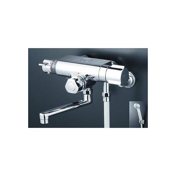KVK水栓金具【KF159T】KF159Tseries 定量止水付サーモスタット式シャワー