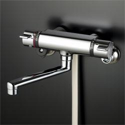 ▽∠《あす楽》◆15時迄出荷OK!KVK水栓金具【KF800WT】サーモスタット式シャワー 寒冷地用