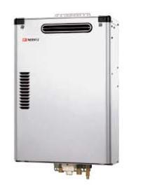 ###ノーリツ石油ふろ給湯機【OQB-G4702WS】給湯専用 4万キロタイプ 標準タイプ(オートストップなし) 直圧式屋外壁掛型 台所リモコン付
