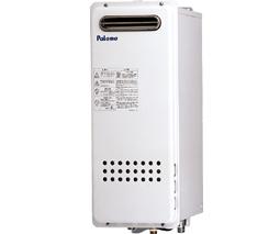 パロマ ガス給湯器 【PH-162SSWQL】(PH162SSWQL) 給湯専用 16号 屋外壁掛型 オートストップタイプ