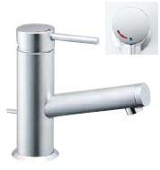 ###INAX【LF-E340SYC/SE】排水栓なしシングルレバー混合水栓ポップアップ式呼び径13mm吐水口長さ115mm 受注2週
