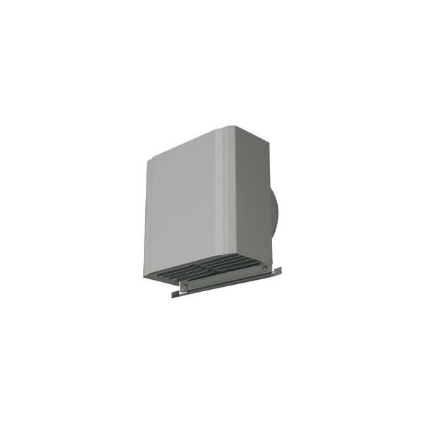 『カード対応OK!』■メルコエアテック 換気扇部材 深形スクエアフード【AT-200HWSD】外壁用(ステンレス製)接続口サイズφ200 横ギャラリ・網