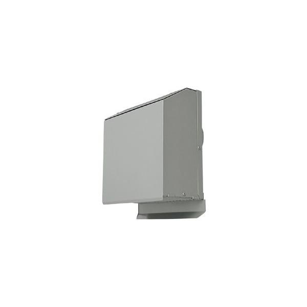###『カード対応OK!』■メルコエアテック 換気扇部材 超深形フード(BL品)【AT-175LNS4-BL3M】外壁用(ステンレス製)接続口サイズφ175 網3メッシュ