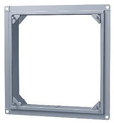 三菱 有圧換気扇システム部材 【PS-20CTW】(PS20CTW) スライド取付枠