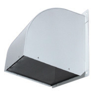 三菱換気扇部材 【W-70TAM-A】 有圧換気扇システム部材 ウェザーカバー(鋼板)