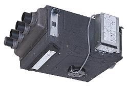 π三菱 換気扇【V-180QZ】天井給気タイプ セントラル給気ユニット(V180QZ)