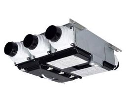π三菱換気扇【VL-10CZ3-L】(左タイプ)熱交換形換気扇(ロスナイ)薄型ベーシックシリーズ