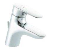 『カード対応OK!』▽INAX 湯側開度規制付水栓金具【LF-WF340SHK】シングルレバー混合水栓 ポップアップ式(ワイヤータイプ) クロマーレS